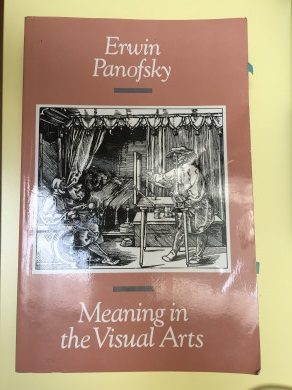 Meaning in the Visual Arts  Erwin Panofsky